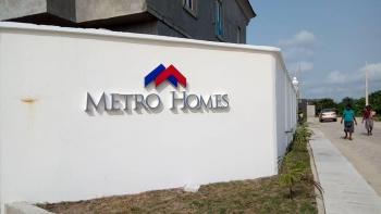 4 Bedroom Terrace Duplex, Lekki Expressway, Lekki, Lagos, Semi-detached Duplex for Sale