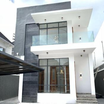 This 5 Bedroom Fully Detached Duplex with Topnotch Finishing, Chevy View Estate, Lekki, Lagos, Detached Duplex for Sale