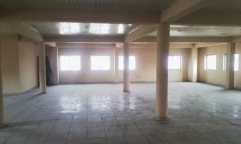280 Square Metres Open Plan Office/commercial Space, Herbert Macaulay Way, Ebute Metta East, Yaba, Lagos, Office Space for Rent