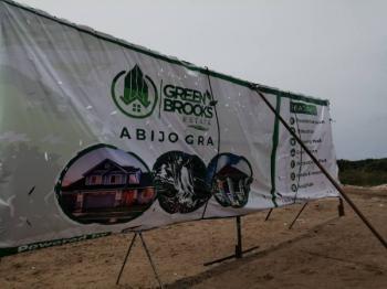 Land Measuring 600sqm, Abijo, Lekki, Lagos, Mixed-use Land for Sale