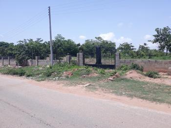 Birds Eye View Land: Fully Fenced & Strategically Located Residential Landuse, Off Aliyu Modibbo Street, Guzape District, Abuja, Residential Land for Sale