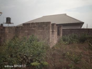 Mini Flat Uncompleted Setback on a Full Plot of Land, New London Estate Baruwa, Ipaja, Lagos, Mini Flat for Sale