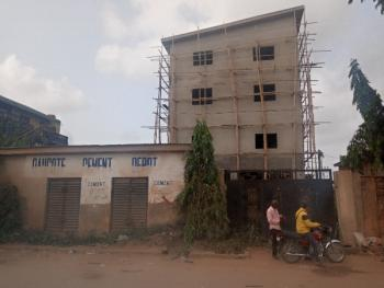 Newly Built 6 Nos of 2 Bedroom Flat and 6 Nos of Big Room Self Contained, Baruwa, Ipaja, Lagos, Block of Flats for Sale
