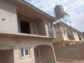 Newly Uncompleted 4 Nos of 2 Bedroom Flat in a Decent Area, Gamade Estate, Egbeda, Alimosho, Lagos, Block of Flats for Sale