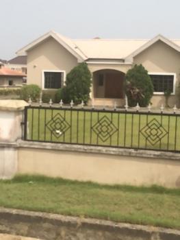 4 Bedroom Bungalow on 1200sqm, Cooperative Estate, Badore, Ajah, Lagos, Detached Duplex for Sale