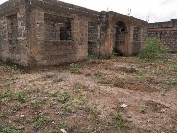 Structure of 8 Nos of 2 Bedroom Flat Uncompleted Up to Decking Level, Heritage Estate, Aboru Iyana Ipaja, Ipaja, Lagos, Block of Flats for Sale