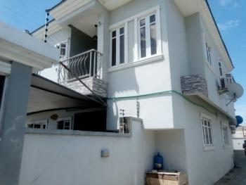 Lovely 3 Bedroom Duplex with Bq, Agungi, Lekki, Lagos, Detached Duplex for Rent