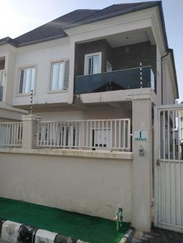 4 Bedroom Semi Detached Duplex with a Bq, Lafiaji, Lekki, Lagos, Semi-detached Duplex for Rent