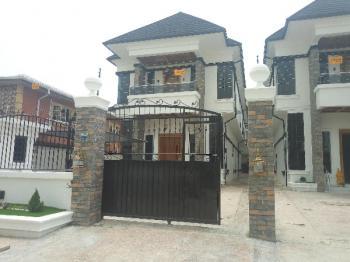New 5 Bedroom Fully Detached Duplex with Bq, Chevy View Estate, Lekki, Lagos, Detached Duplex for Rent