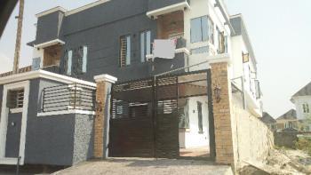 New 4 Bedroom Duplex with Bq, Ikota Villa Estate, Lekki, Lagos, Semi-detached Duplex for Rent