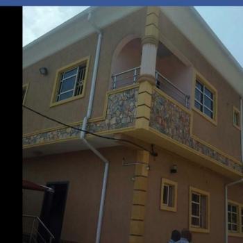 a Solid 6 Bedroom Semi Detached Duplex with Bq on 305sqm Land, Gbagada Phase 1, Gbagada, Lagos, Semi-detached Duplex for Sale
