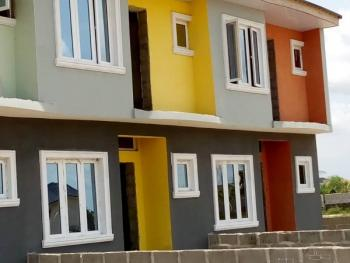 Newly Built Two Bedroom Duplex with Payment Plan, Oribanwa, Ibeju Lekki, Lagos, Terraced Duplex for Sale