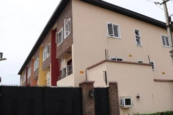 Well Located and Superbly Finished 3 Bedroom Terrace Duplex with Boys Quarters, Ikate Elegushi, Lekki, Lagos, Terraced Duplex for Rent