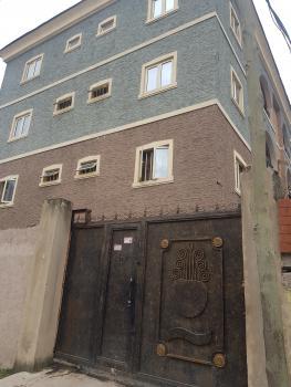 Luxury Finished Two Bedroom Apartment, Bornu Way, Alagomeji, Yaba, Lagos, Flat for Rent