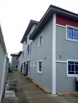Brand New 4 Bedroom Flat, Before Sangotedo Shop Rite, Sangotedo, Ajah, Lagos, Flat for Rent
