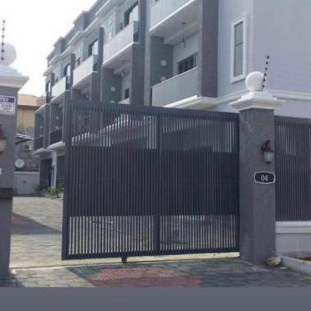 4 Bedroom Terraced Duplex, Crown Court  Estate, Oniru, Victoria Island (vi), Lagos, Terraced Duplex for Sale