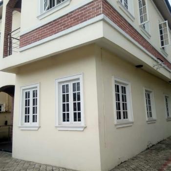 Beautiful 3 Bedroom Duplex with Bq  for Rent at Agungi, Agungi, Lekki, Lagos, Detached Duplex for Rent
