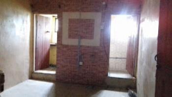 a Spacious Room Self Contained, Off Fola Agoro, Akoka, Yaba, Lagos, Self Contained (single Rooms) for Rent