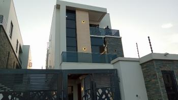 Luxury Five Bedroom Detached House with Indoor Cinema, Fully Automated with 10kva Inverter and Solar Panel, Swimming Pool, Lekki Phase 1, Lekki, Lagos, Detached Duplex for Sale