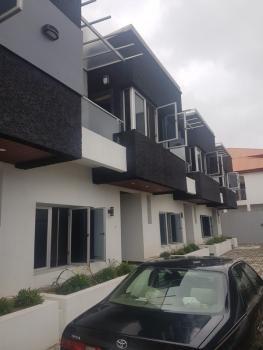 Luxury 4 Bedroom Duplex with Bq, Hakeem Dickson, Oniru, Victoria Island (vi), Lagos, Terraced Duplex for Sale