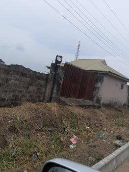 2 Acres of  Fenced and Gated Gazetted Dry Land on an Interlocked Road, United Estate, Sangotedo, Ajah, Lagos, Residential Land for Sale