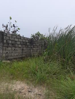 Distress Sale: Partly Fenced of a Full Plot of Land in an Estate, Opposite Lbs, Close to Petrocam Fuel Station, Olokonla, Ajah, Lagos, Residential Land for Sale
