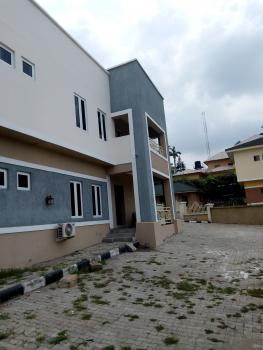 5 Bedrooms Serviced Detached Duplex with 2 Rooms Bq, Off Ibb Buleavard, Maitama District, Abuja, Detached Duplex for Rent