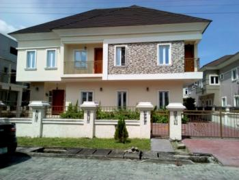 5 Bedroom Duplex with a Swimming Pool in a Gated Estate, Osapa, Lekki, Lagos, Detached Duplex for Sale
