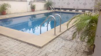 Tastefully Serviced 4 Bedroom Diplomatic Terrace Duplex, Bq, Pool, 24/7 Services, Maitama District, Abuja, House for Rent