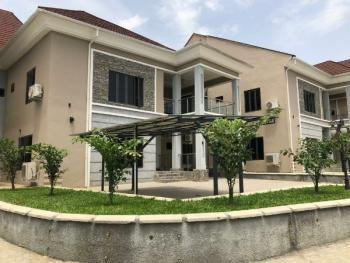 Brand New Diplomatic 4 Bedroom Fully Serviced Detached Duplex with 2 Rooms Bq, Gardens, 24/7 Services, By Zone E, Apo, Abuja, House for Rent