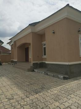 One Bedroom Flat, Queens Estate, After Charlie Boy Down, Gwarinpa Estate, Gwarinpa, Abuja, Mini Flat for Rent