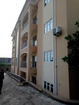 Tastefully Finished Serviced 3 Bedroom Flat with a Room Bq, Off Olusegun Obasanjo Way, Wuye, Abuja, Flat for Rent