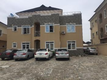 Irresistible Lovely and Superb  3 Bedroom Apartment with 1 Room Bq, Bera, Chevy View Estate, Lekki, Lagos, Flat for Rent