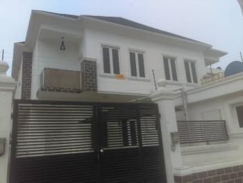 Spacious 5 Bedroom Detached Duplex with Bq, Chevron Alternative Drive, Chevy View Estate, Lekki, Lagos, Detached Duplex for Rent