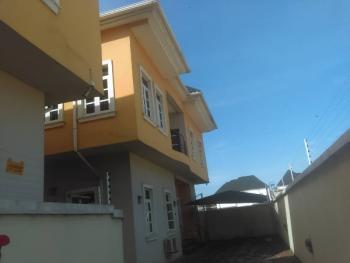 Spacious 5 Bedroom Duplex with Bq, Chevron Alternative Drive, Chevy View Estate, Lekki, Lagos, Detached Duplex for Rent