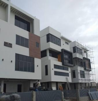 Newly Built Super Luxury 5 Bedrooms Semi-detached House with Excellent Facilities, Third Avenue, Banana Island, Ikoyi, Lagos, House for Sale