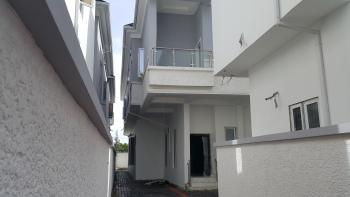 Brand New 5 Bedroom Semi-detached House with Bq, Chevy View Estate, Lekki, Lagos, Semi-detached Duplex for Sale