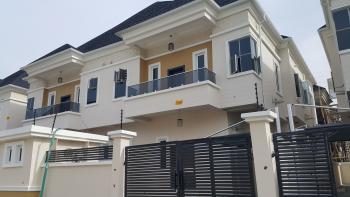 Brand New 4 Bedroom Semi-detached House with Bq, Chevron Alternative, Chevy View Estate, Lekki, Lagos, Semi-detached Duplex for Sale