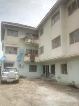 2 Bedroom Upstairs, Akobi Crescent, Idi Araba, Surulere, Lagos, Flat for Rent