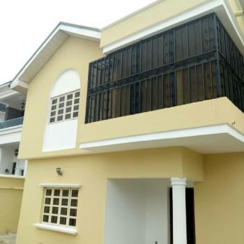 a Lovely and Affordable 5 Bedroom Fully Detached Duplex F, Osapa, Lekki, Lagos, Detached Duplex for Rent
