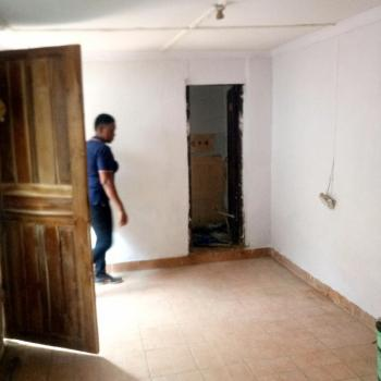 a Newly Renovated Room Self Contained, Akoka, Yaba, Lagos, Self Contained (single Rooms) for Rent