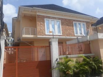 Luxury 4 Bedroom Semi Detached House with a Room Bq, Oral Estate, Lekki Expressway, Lekki, Lagos, Semi-detached Duplex for Rent