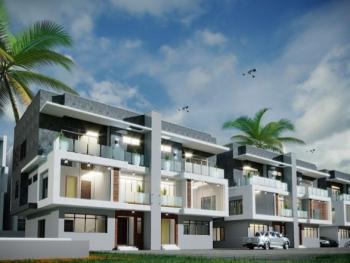 an Ongoing Luxury Development of Twelve (12) Units of Five (5) Bedroom Semi-detached Duplexes with Bq, Ilasan, Lekki, Lagos, Semi-detached Duplex for Sale