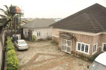 Luxury 4 Bedroom Bungalow with 2 Rooms Bq on 2 Plots of Land, Trans Amadi, Port Harcourt, Rivers, Detached Bungalow for Sale