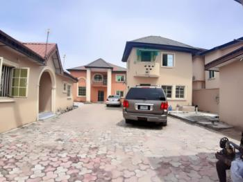 Block of Flats Consisting of 3  Bedroom Flat, 2 Units of 2 Bedroom Flat, 3 Units of 1 Bedroom Flats and a Studio Apartment, Aro Town, Ologolo, Lekki, Lagos, Block of Flats for Sale