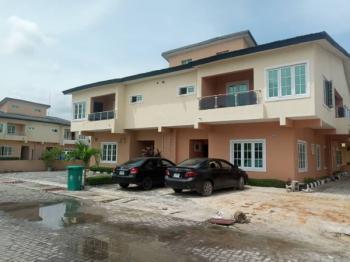Palatable Four Bedroom Terrace Duplex, Lekki Gardens Phase 3, Abraham Adesanya Estate, Ajah, Lagos, Terraced Duplex for Rent
