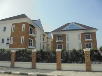 Brand New 5 Bedroom Semidetached Duplex Sophisticatedly Finished & Serviced with Penthouse & Bq, Chevron Drive, Lekki Expressway, Lekki, Lagos, Semi-detached Duplex for Rent