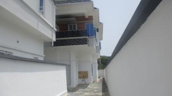 Newly Built 4 Bedroom  Semi Detached  and a Room Bq, Agungi, Lekki, Lagos, Semi-detached Duplex for Rent