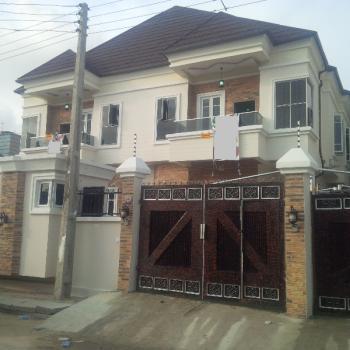 Luxury New Property, Ikota Villa Estate, Lekki, Lagos, Semi-detached Duplex for Sale