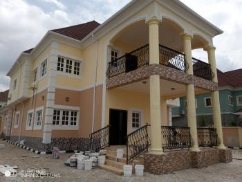 Beautiful 4 Bedroom Duplex, After Godab Estate, Life Camp, Gwarinpa, Abuja, Detached Duplex for Rent